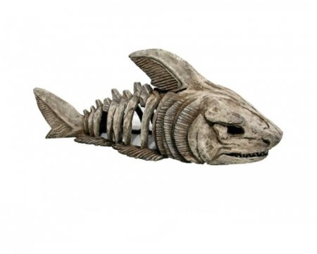 Скелет рыбы декорации для аквариума Deksi код 999