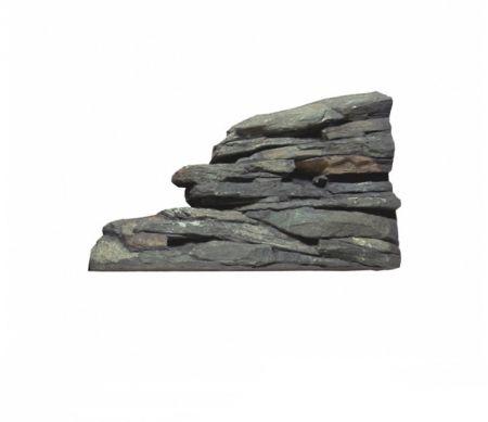 Камень односторонний декорации для аквариума Deksi код 421