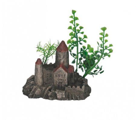 Замок малый, серия мини декси декорации для аквариума Deksi код 611