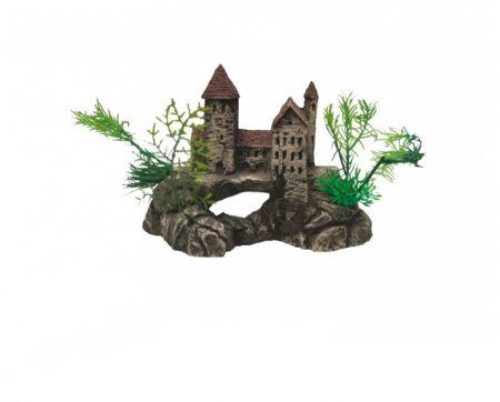 Замок малый, серия мини декси декорации для аквариума Deksi код 612