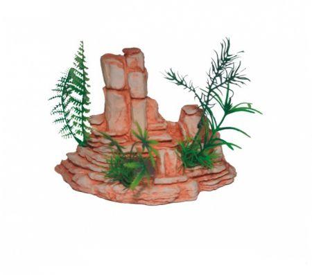 Каньон малый, серия мини декси декорации для аквариума Deksi код 682