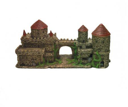 Замок декорации для аквариума Deksi код 104
