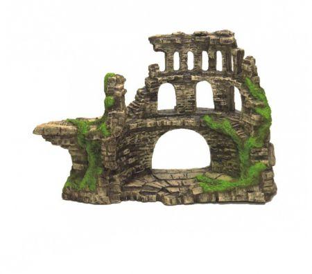 Крепость декорации для аквариума Deksi код 203
