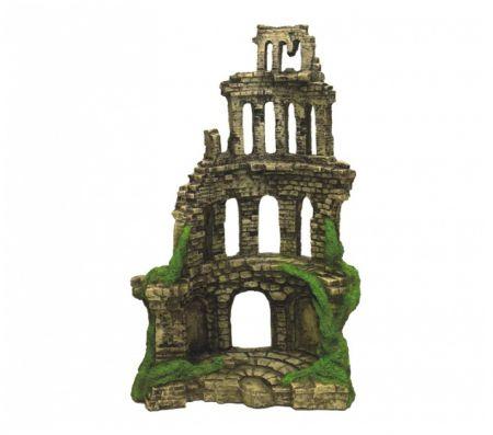 Крепость декорации для аквариума Deksi код 205