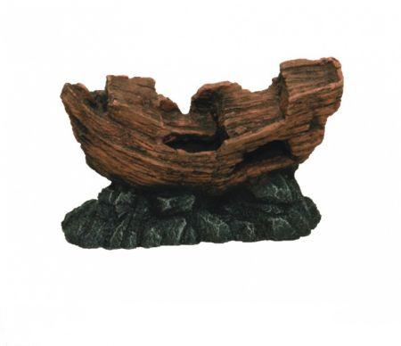 Корабль затонувший декорации для аквариума Deksi код 501