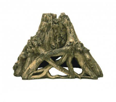 Коряга искусственная декорации для аквариума Deksi код 703