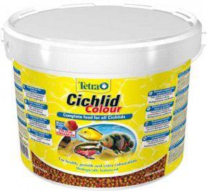 Tetra Cichlid Colour 10 литров (ведро) Тетра Цихлид Колор