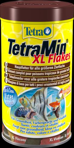 TetraMin XL Flakes 500 мл Тетра Мин Крупные хлопья