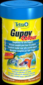 Tetra Guppy Colour 100 мл Тетра Гуппи Колор