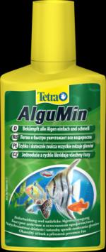 Tetra AlguMin 100 мл Cредство для предупреждения возникновения водорослей в аквариуме