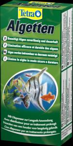 Tetra Algetten 12 таблеток Таблетки для уничтожения водорослей и профилактики их появления