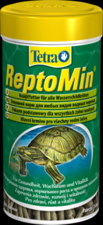 Tetra ReptoMin 500 мл Корм для водных черепах, палочки