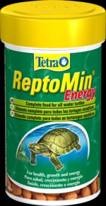 Tetra ReptoMin Energy 100 мл Энергетический корм для водных черепах