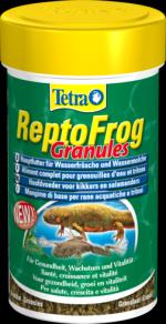 Tetra ReptoFrog Granules 100 мл Корм для водных лягушек и тритонов.