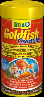 Tetra Goldfish Granules 250 мл Тетра Голдфиш Гранулес Корм для золотых рыбок Гранулы