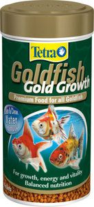 Tetra Goldfish Gold Growth 250 мл Тетра Голдфиш Голд Гроус  Корм для золотых рыбок, гранулы