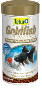 Tetra Goldfish Gold Japan 250 мл Тетра Голдфиш Голд Джапан Корм для золотых рыбок, гранулы