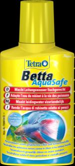 Tetra Betta AquaSafe 100 мл Кондиционер для подготовки воды для бойцовых рыб