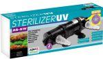 Aquael STERILIZER UV AS-11W Акваэль ультрафиолетовый стерилизатор 11 Вт