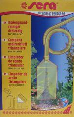 Sera Грунтоочиститель (сифон) для аквариума 14 см треугольный