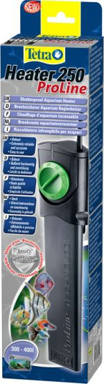 Tetra Heater 250 Proline Нагреватель (терморегулятор) для аквариума