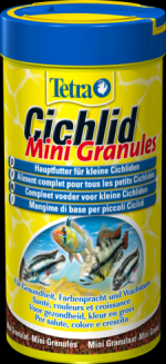 Tetra Cichlid Mini Granules 250 мл Тетра цихлид  мини гранулы