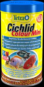 Tetra Cichlid Colour Mini 500 мл Тетра Цихлид Колор Мини