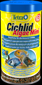 Tetra Cichlid Algae Mini 500 мл Тетра цихлид алгэ мини